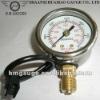 50mm CNG Pressure Gauge Waterproof type