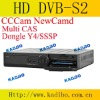 DVB S2 Receiver newcamd extend Q5 digital satellite stb HDMI (1080P/I, 720P, 480P, 480I)