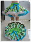 2012 Baby Boutique Clothing Cute Animal Owl Pettiskirt,Dance Wear Skirts for Young Girls