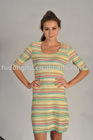 100% cashmere screen printing cashmere twinset sweater