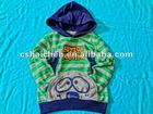 Child's coated jacket