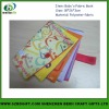 2013 newset sublimation fabric book with good printing