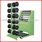 textile machinery zipper centre line knitting machine