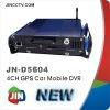 4-CH D1 GPS/GPRS/3G Car Mobile DVR JN-D5604