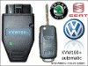 KVW100 window module for VW skoda seat