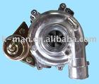 turbocharger 2KD