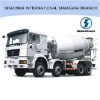 SHACMAN F2000 8x4 concrete/cement mixer truck for sale