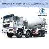 SHACMAN F2000 8x4 concrete/cement mixer truck for sale