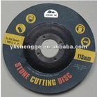 For glass/stone flexible grinding wheel