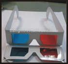 3d paper glasses