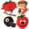 fruit fridge magnet