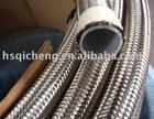 steel wire braid PTFE hose