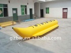 inflatable boat water game