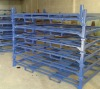Two layer tyre storage stacking rack