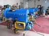 Coal and water slurry burner