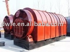 Waste tyre pyrolysis equipment