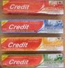 Credit toothpaste 75g 105g