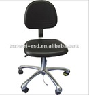 ESD chair lab leather chair