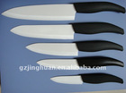 5inch ceramic kitchen knives with ABS handle