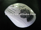 china mouse factory customized 2.4G wireless optical mouse