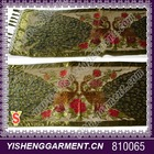 Fashion and popular scarf with beautiful flowers available for women