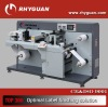 Rotary Automatic Label Die Cutting Machine/Flexographic UV varnishing machine/PP OPP PVT LABEL/Top 300 Semi rotary die cutter/
