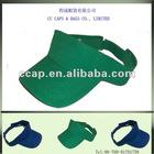 fashion sport wide brim sun visor cap ccap-0233