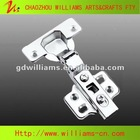 metal clip on soft close hinges soft