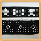 2012 new design Rhinestone shiny lace TZ16,15