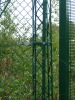 cheap galvanized Iron chain link fence