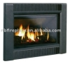 Gas Fireplace HG45 (Grill Louvers)