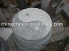 round granite yin yang paving stone
