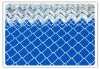 Woven Galvanized Diamond Chain Link Fence