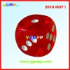 Sell YGM-PD009 casino dice,promotional dice,resin dice