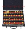 35pcs/set router bits
