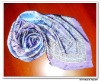100% fashion silk satin scarf accessory