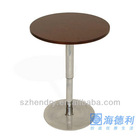 Fashionable and Colorful Square Table RTA-072