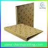 A4 Cardboard File Holder Factory in Shenzhen