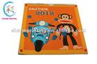 carton calendar design