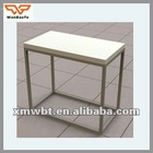 Various Designs and Multifunction of Table Display Shelf Rack