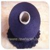 20S/1 indigo cotton knitting yarn