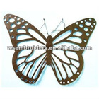 Custom leather /wood/paper Butterfly laser cutting