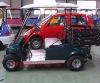 Gas golf cart GF005+B, 2 seaters