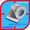 3w rgb MR16 GU10 E27 Spotlight