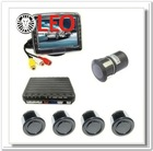 Car Rear View/Back Up Parking Sensor with Mirror 3.5'' inch Monitor With car rear view camera AL300