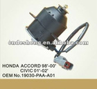 HYUNDAI radiator fan motor