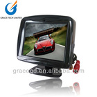 Hight Quality!!3.5 Inch hdmi input car monitor