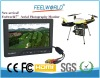 Feelworld 7 inch 450cd/m high brightness FPV Monitor for aerial photography