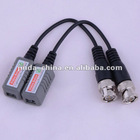 twisted pair coaxial video balun