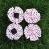 polka dot flower graft flower
